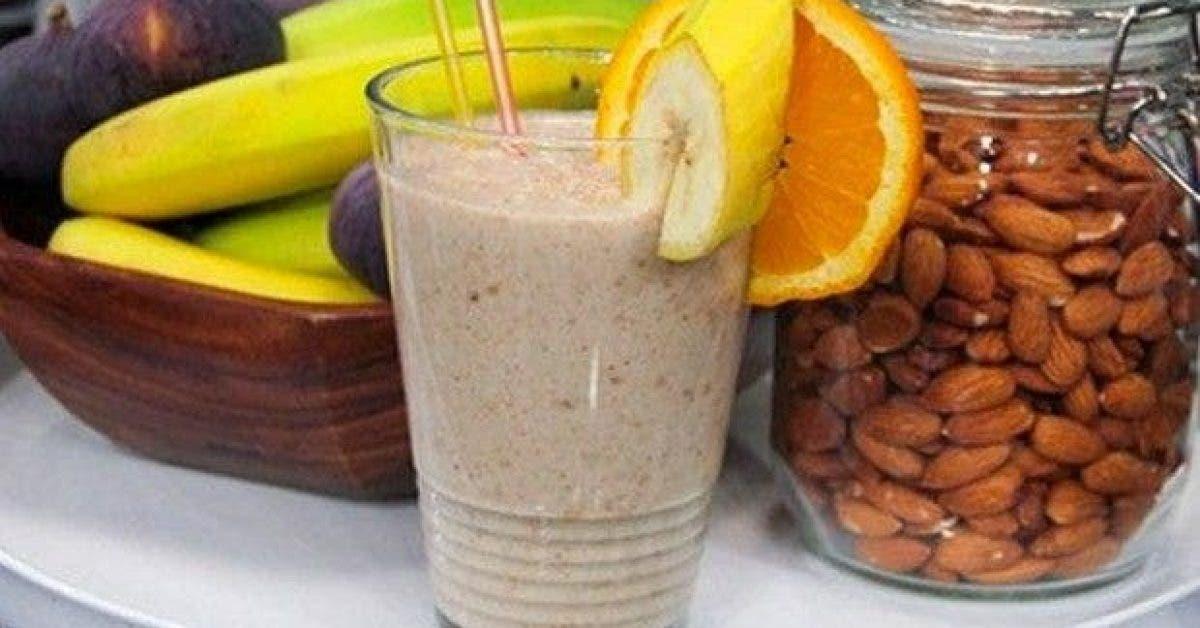 buvez ces 3 smoothies au petit dejeuner pour perdre du poids en un temps record 1