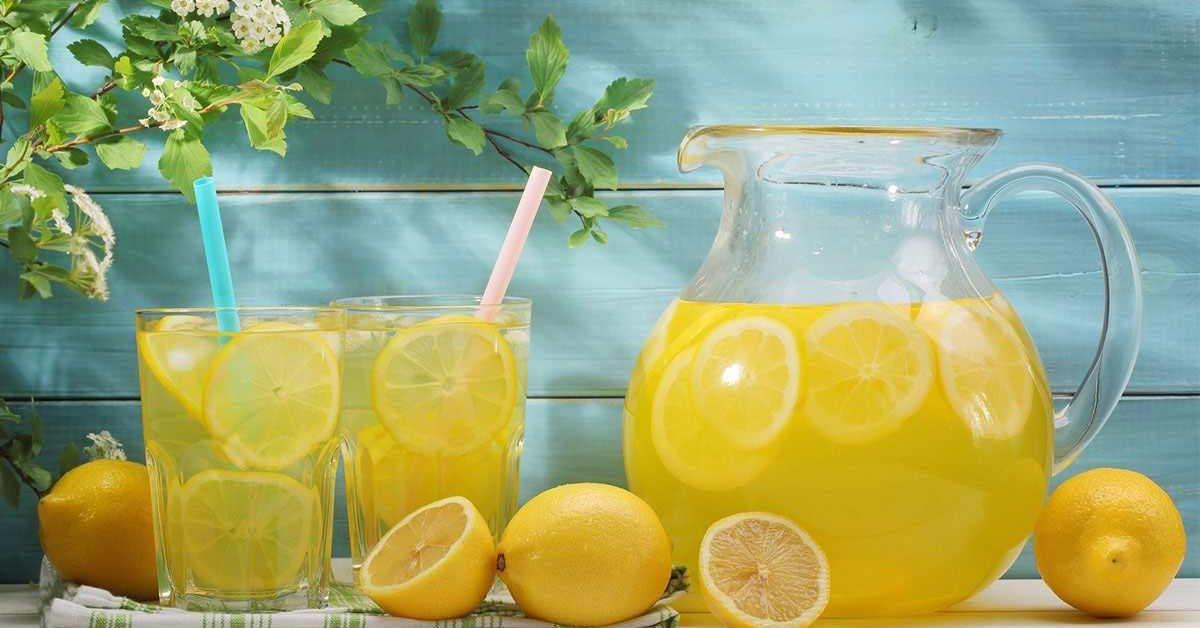 buvez de leau au citron le matin cest un moyen efficace pour traiter plusieurs maladies 1