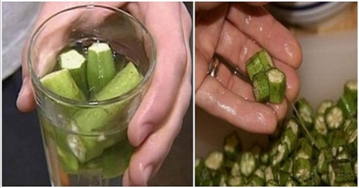 buvez de leau de gombo pour lutter contre le diabete lasthme le cholesterol et plusieurs autres maladies 1