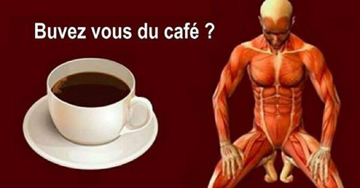 Le café est un médicament naturel