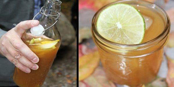 délicieux élixir au citron lutte contre le surpoids et l'obésité