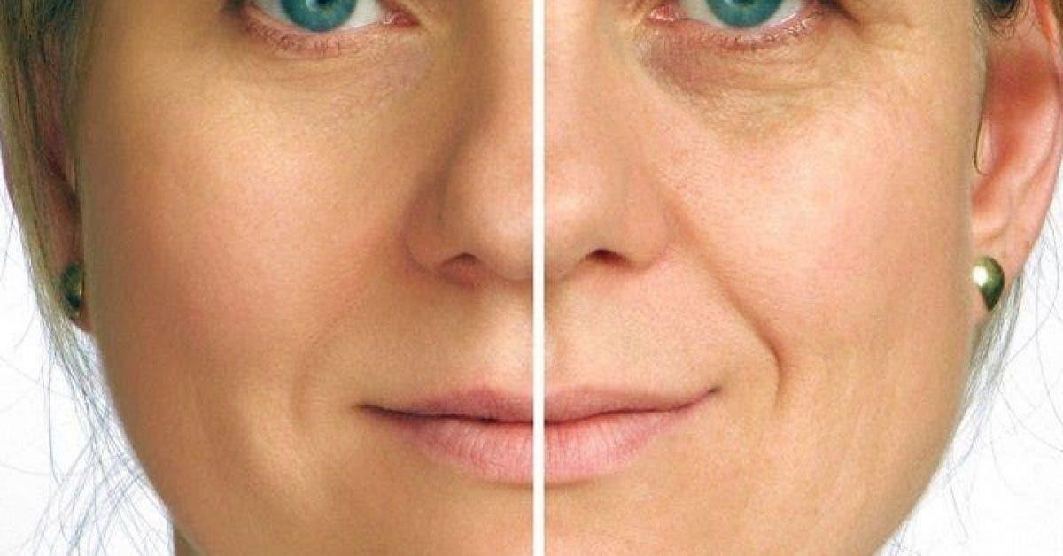 ce masque a le pouvoir de lisser le visage et destomper les rides naturellement et rapidement 1