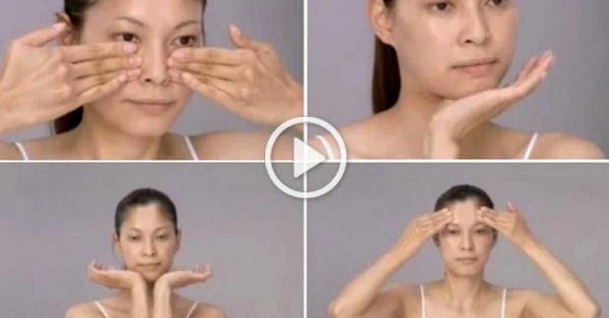 ce massage japonais va vous rajeunir de 10 ans 1