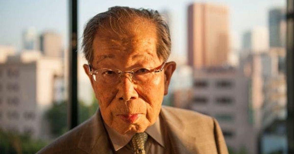 ce medecin de 103 ans revele son secret de longevite 1