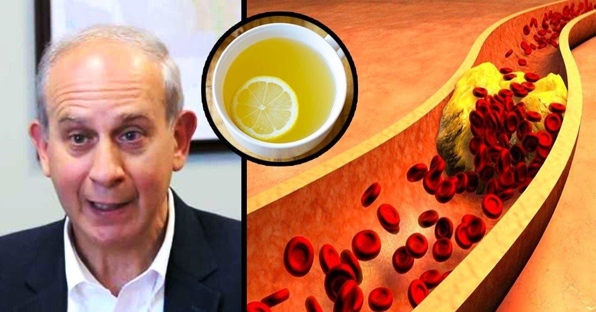 ce medecin presente une boisson extraordinaire qui elimine le cholesterol et debouche les arteres 1 1