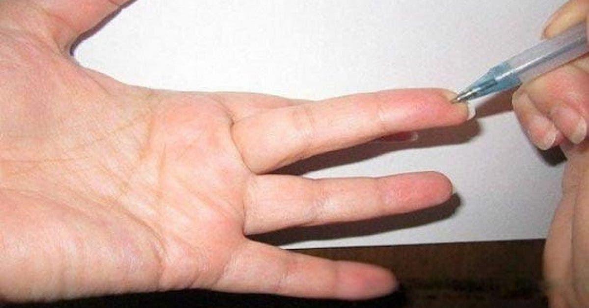ce point de votre doigt soulage immediatement les tensions et les douleurs 1