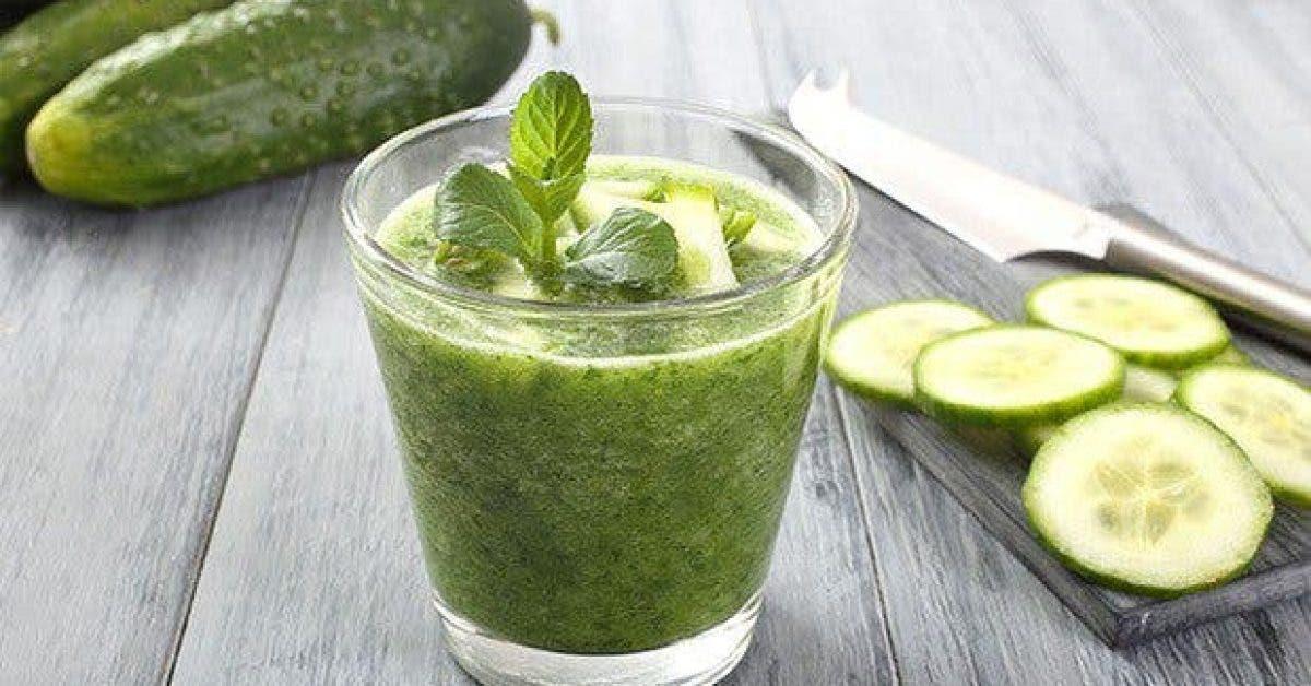 ce que fait le jus de concombre a votre corps 1