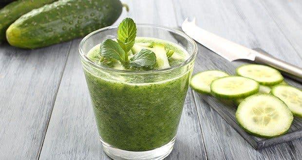 Ce que fait le jus de concombre à votre corps