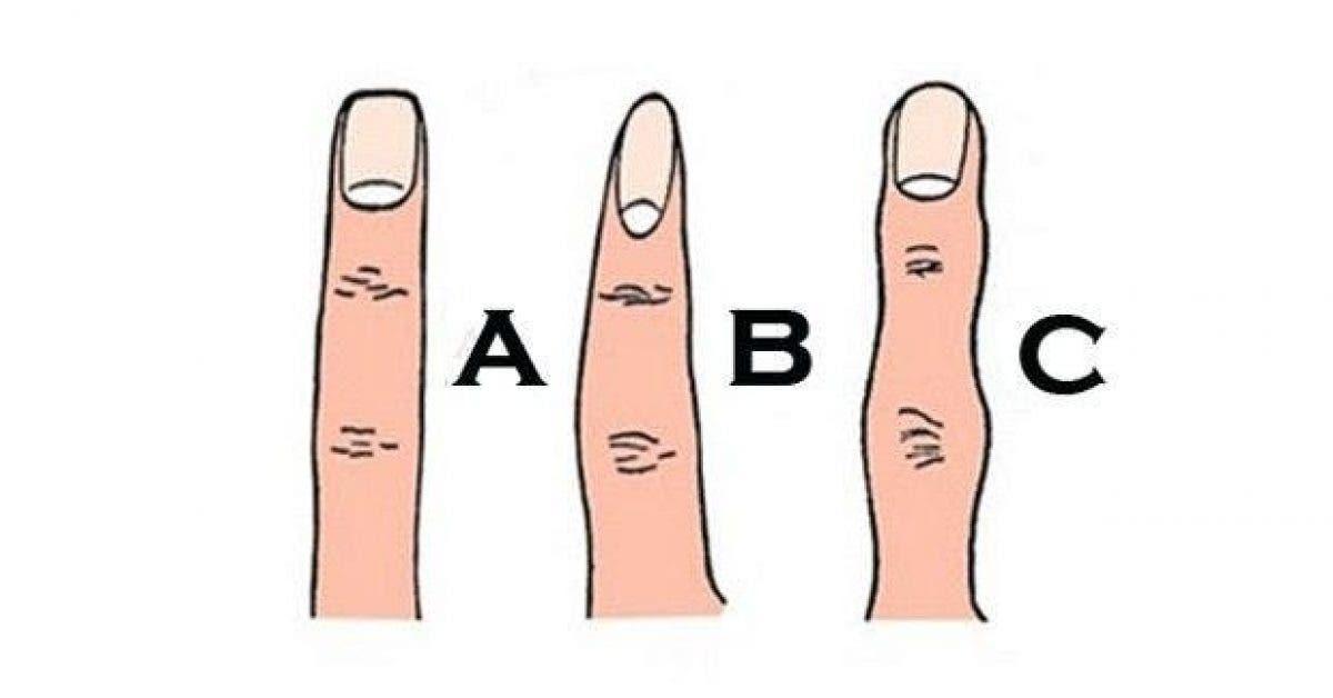 ce que la forme de vos doigts revele sur vous 2 1