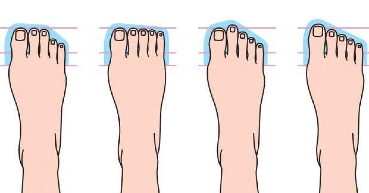 ce que la forme de vos orteils dit sur vous11