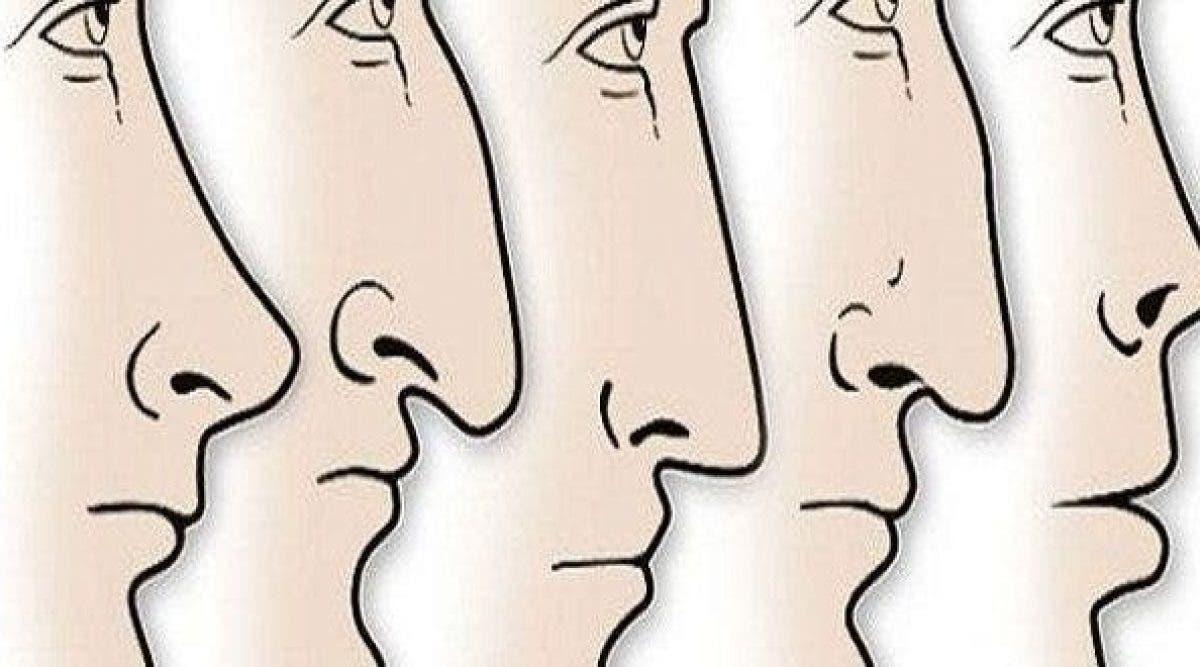 Ce que la forme de votre nez révèle sur votre personnalité