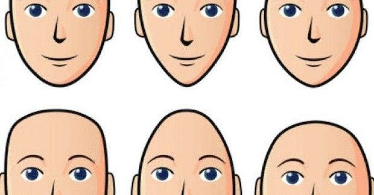 ce que la forme de votre visage revele sur votre personnalite 1
