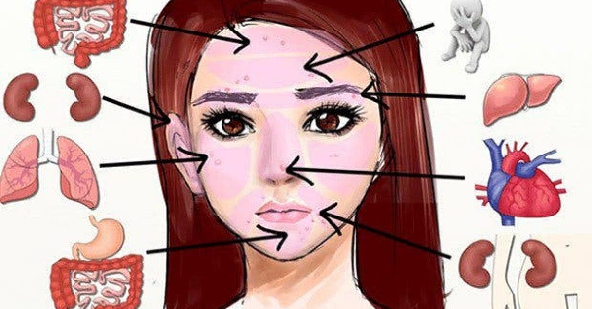 ce que la peau de votre visage dit de votre sante 1