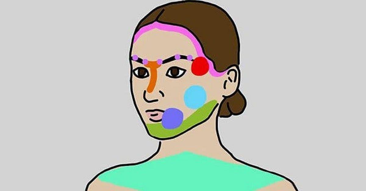 ce que votre acne revele sur votre sante 1