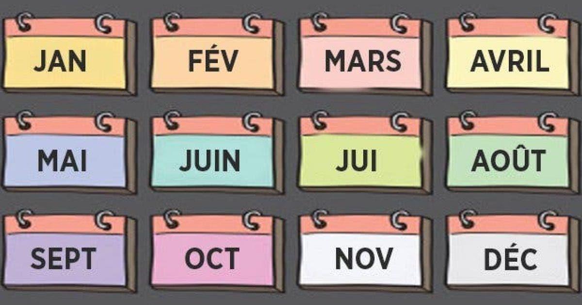ce que votre mois de naissance revele sur vous 2 1