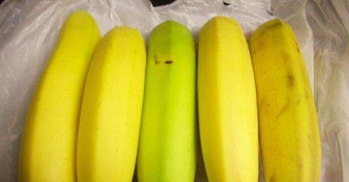 Ce qui arrive à votre corps lorsque vous mangez une banane par jour