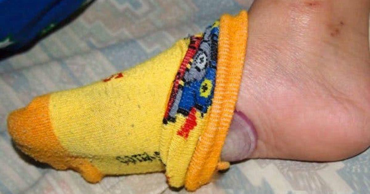 ce qui arrive a votre corps lorsque vous mettez de loignon dans vos chaussettes 1