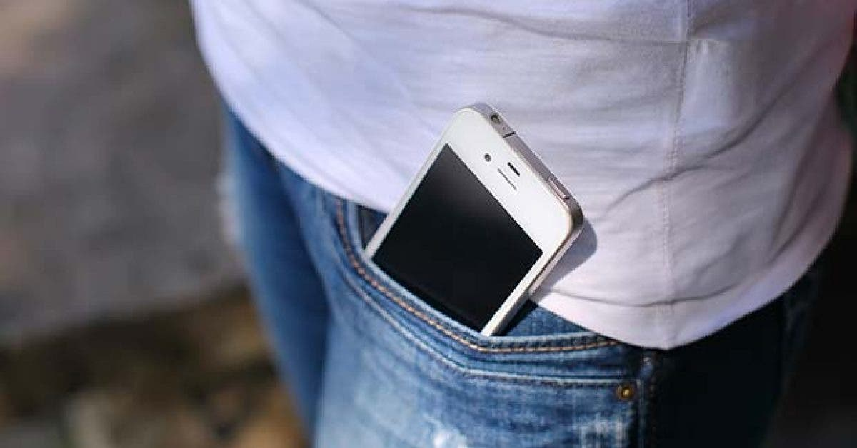 ce qui arrive lorsque vous laissez votre telephone dans votre poche1 1