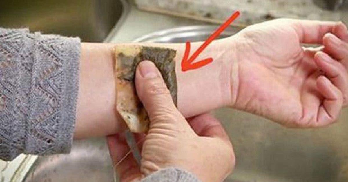 ce qui se passe quand vous mettez un sachet de the sur votre peau et 6 autres utilisations incroyables 1