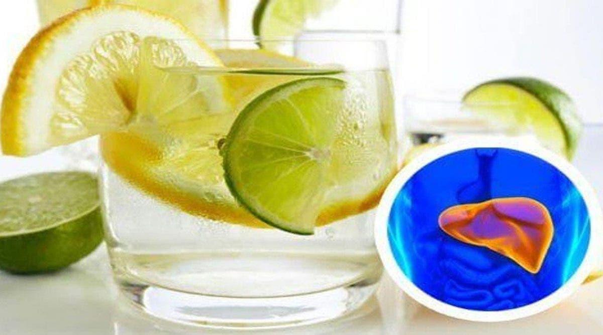 Ce qu'un verre de citron par jour peut faire à votre foie