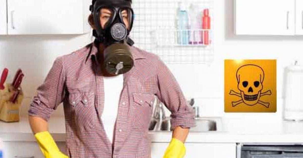 ces 10 produits toxiques presents dans votre maison attaquent votre sante11