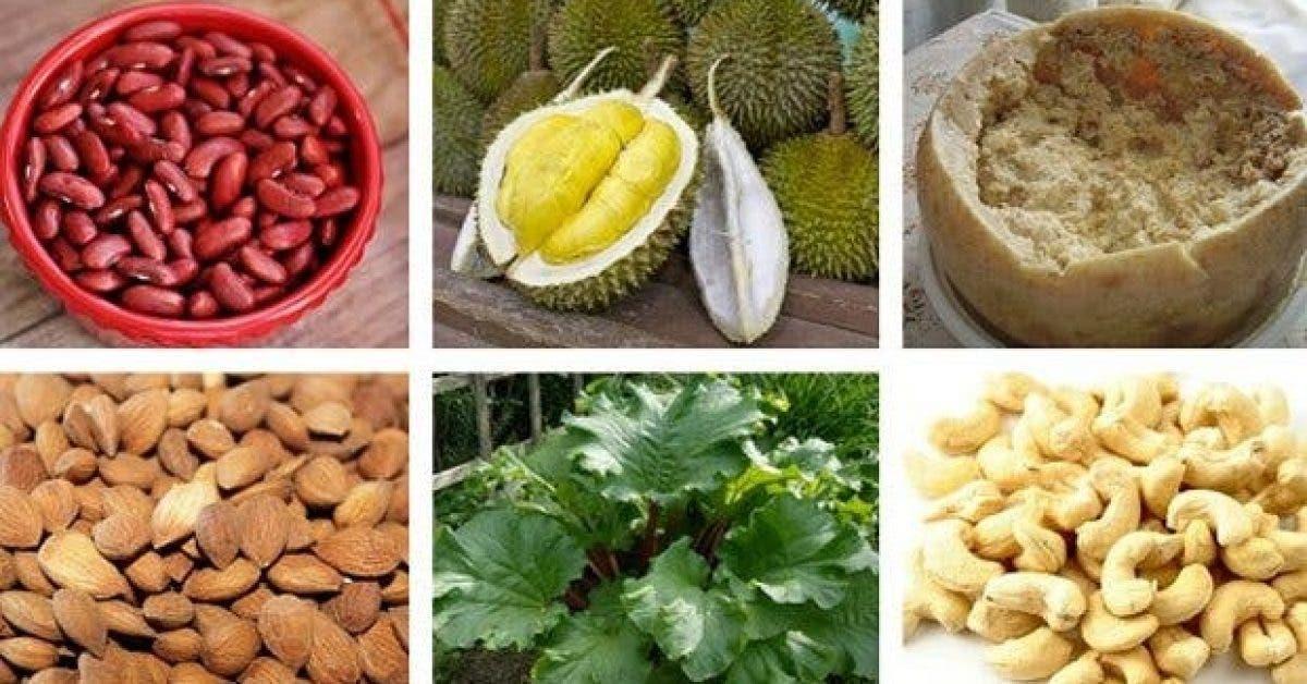 ces 20 aliments toxiques peuvent vous tuer 1