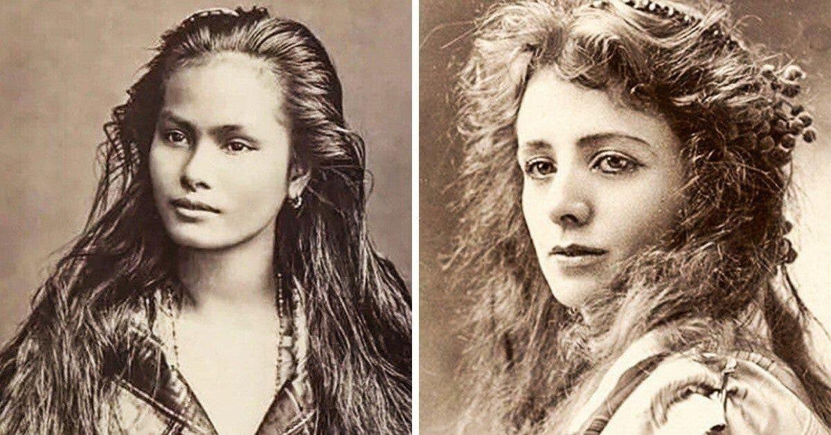 ces photographies de 100 ans dage montrent les plus belles femmes du 20eme siecle 1 1