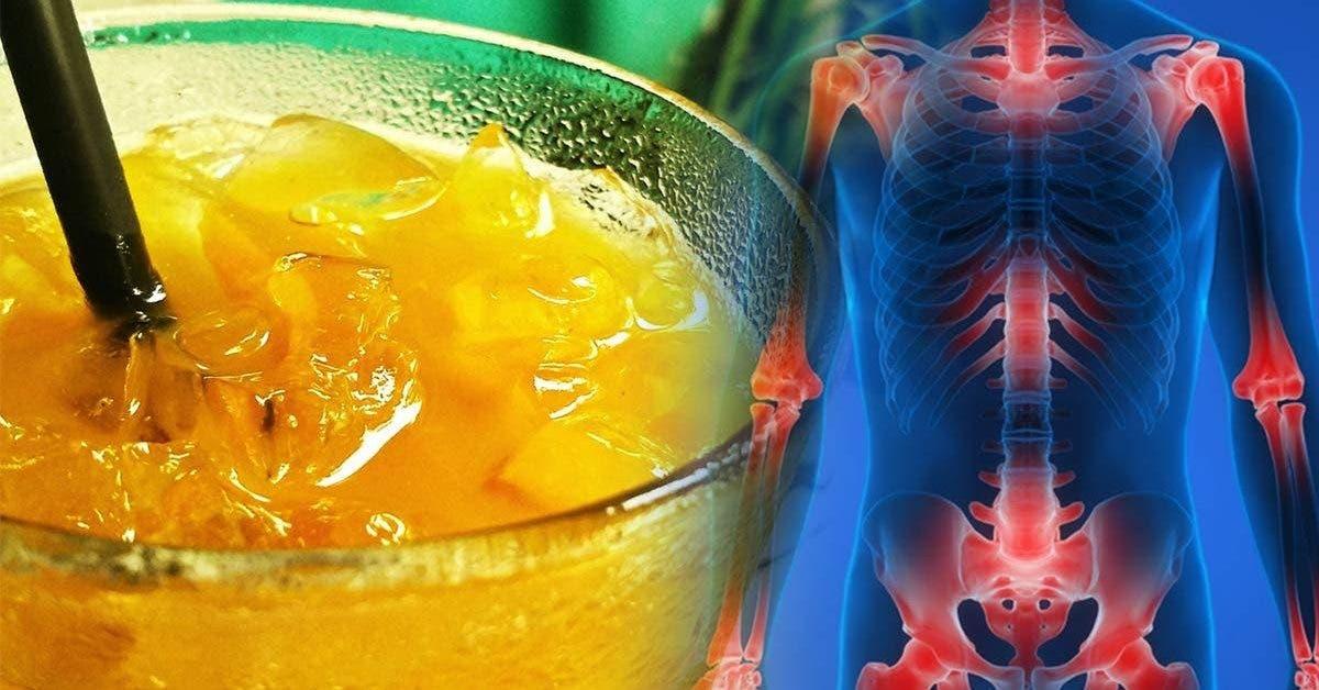 cet elixir au citron et 3 autres ingredients soigne les douleurs articulaires linflammation et les raideurs musculaires 1