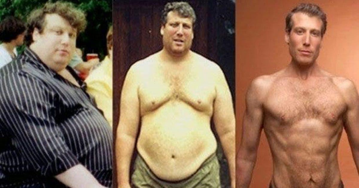 cet homme a pu perdre du poids 100 kilos sans regime 1