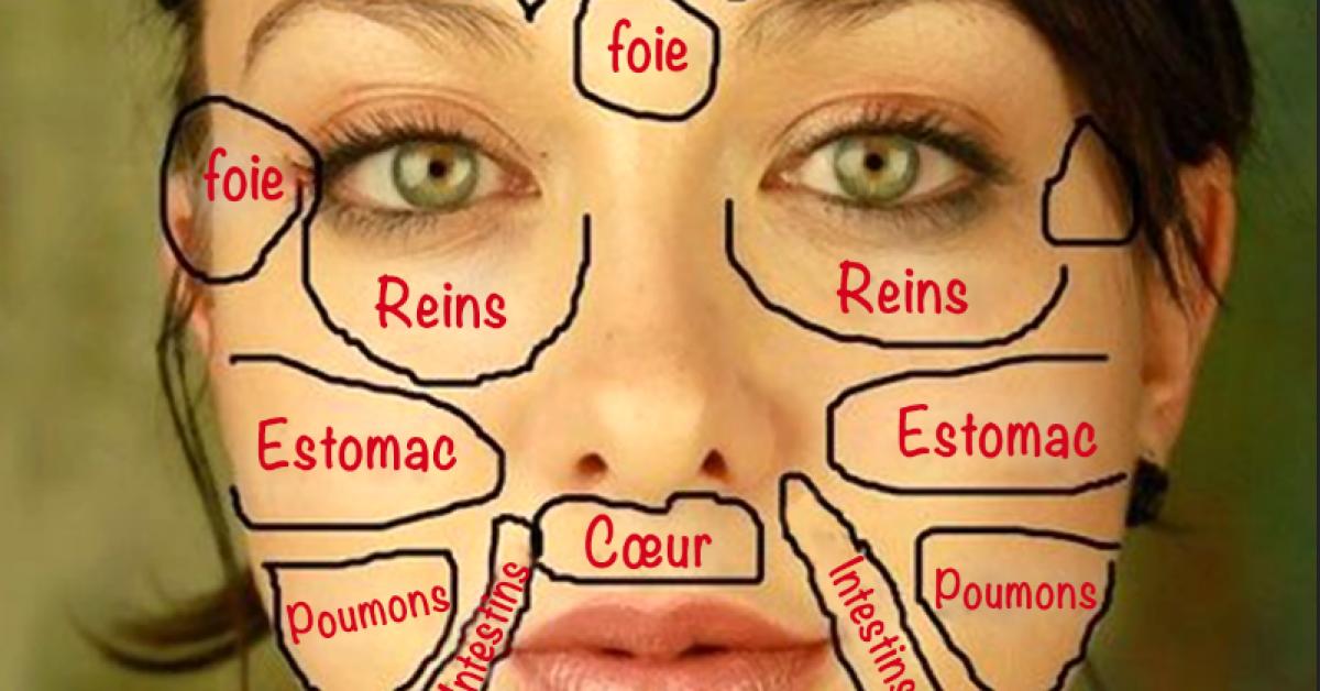 cette-carte-du-visage-chinoise-suggere-quelle-partie-de-votre-corps-pourrait-etre-malade-et-comment-la-guerir