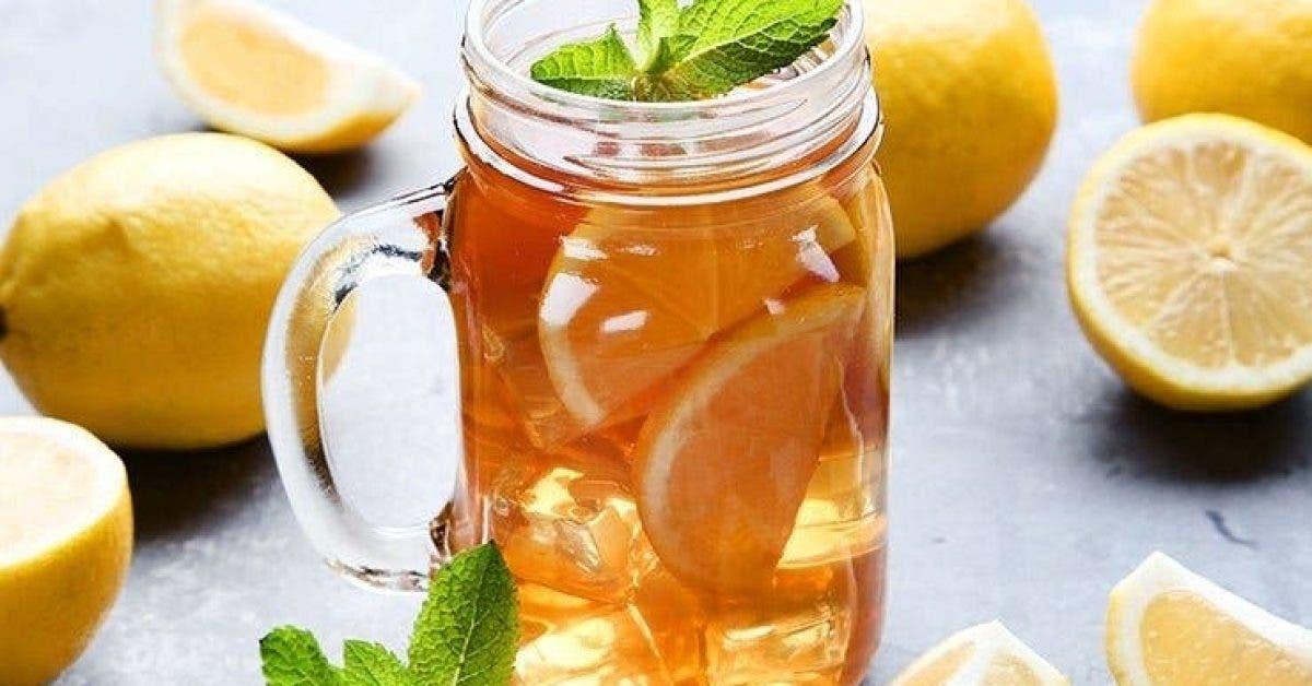 cette délicieuse boisson au citron permet d'éliminer 9 kilos en 1 mois sans efforts