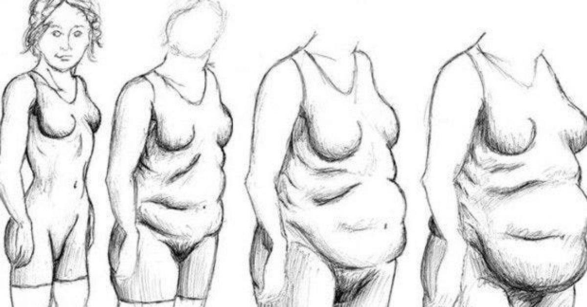 cette hormone est la raison pour laquelle vous ne pouvez pas perdre du poids 1