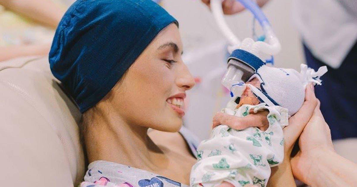 cette maman a choisi de ne pas traiter son cancer pour accoucher dun bebe rendons lui hommage 1 1