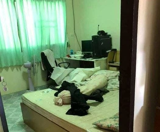 chambre harikun