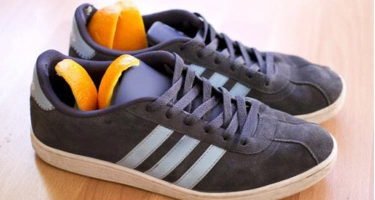 chasser mauvaises odeurs chaussures
