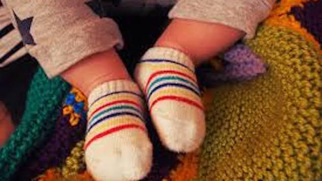 chaussettes bebe