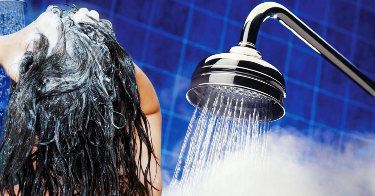 Pourquoi faut-il ne plus se laver les cheveux à l'eau chaude ?