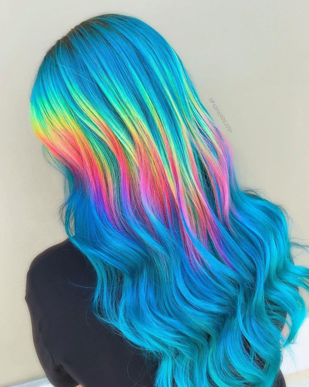 cheveux holographique2