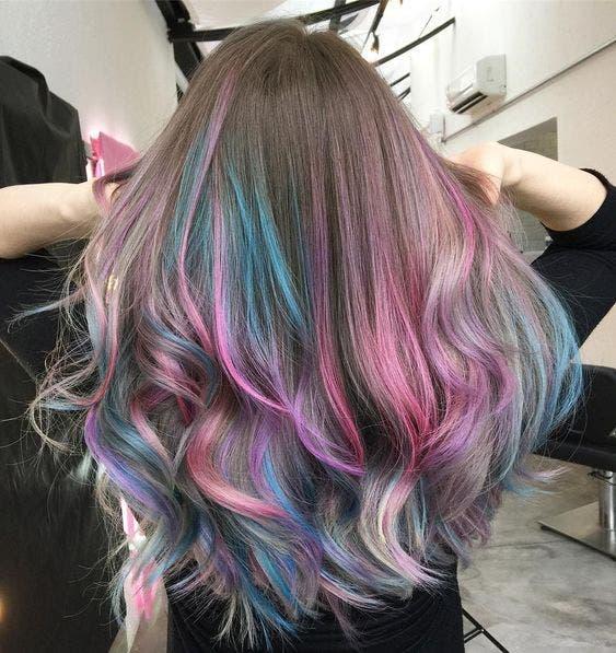cheveux holographique5