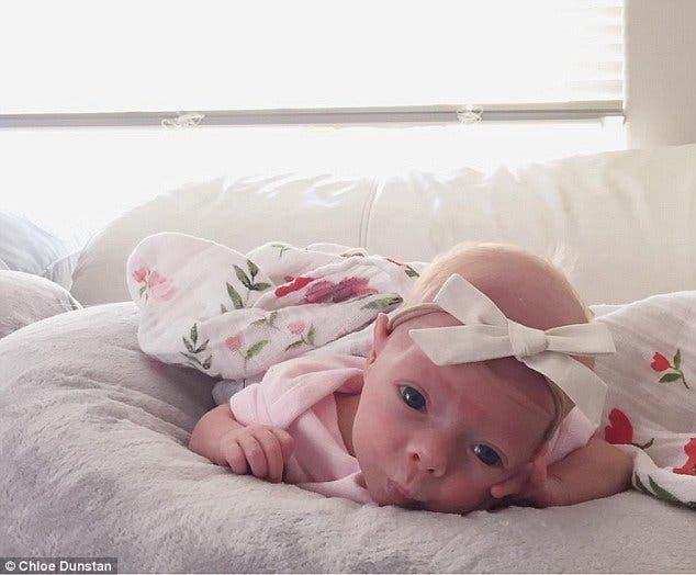 chloe dunstan bebe 1