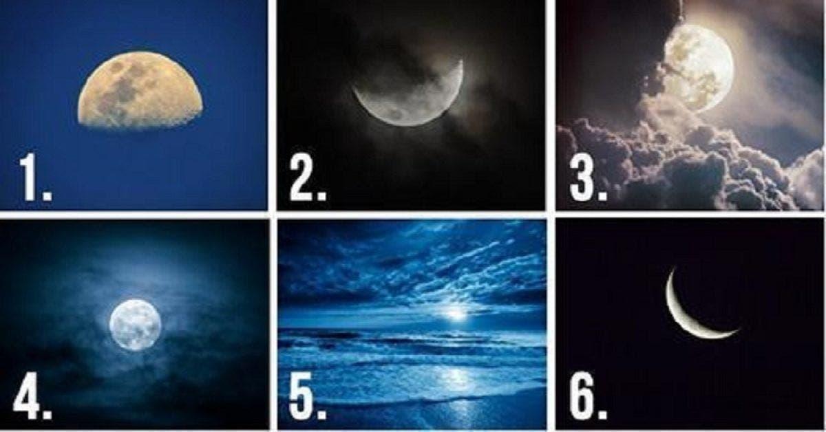 choisissez une de ces 6 lunes pour connaitre vos pensees cachees 1 1