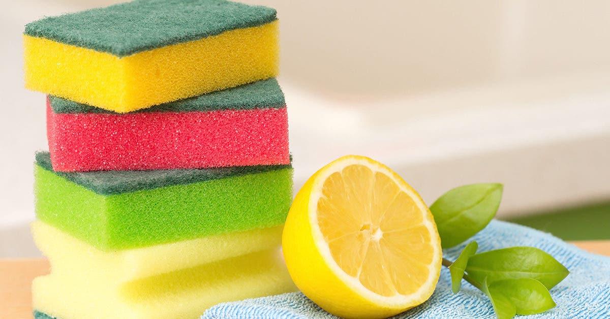 Voici comment utiliser du citron pour nettoyer et désinfecter votre maison
