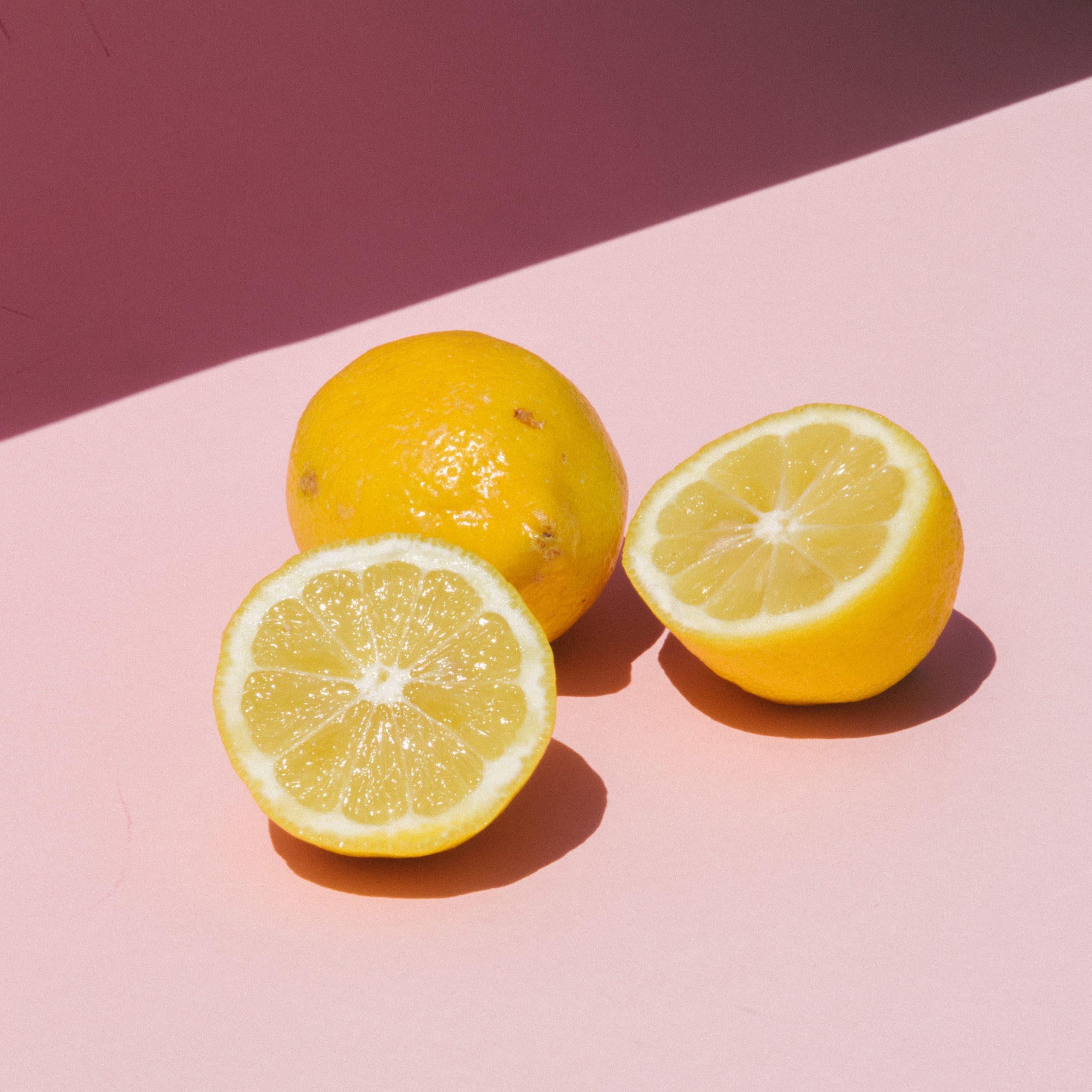 citron pour les pieds