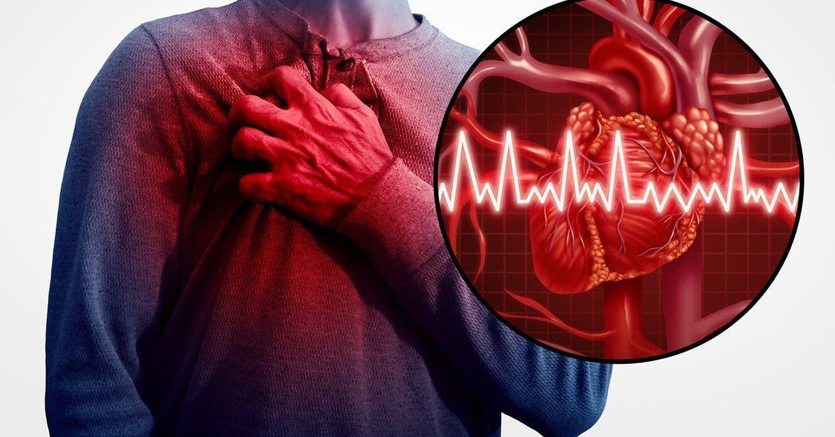 Voici ce qui arrive à votre cœur à cause du stress