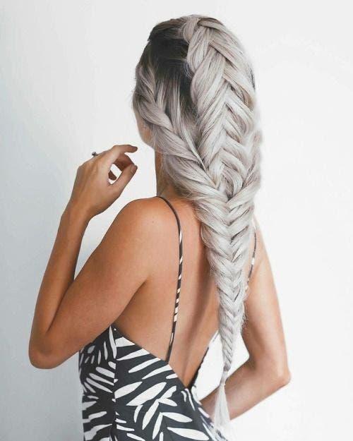 6 coiffures fabuleuses pour les filles aux cheveux longs