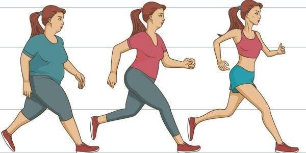 Combien de temps devez-vous marcher pour perdre des kilos selon la durée et votre poids