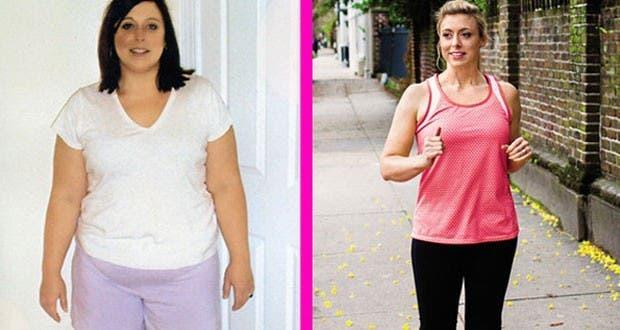 les 3 conseils de cette femme qui lui ont permis de perdre 55 kg. Black Bedroom Furniture Sets. Home Design Ideas