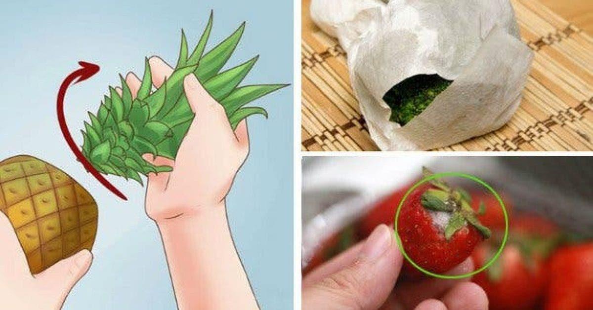 comment conserver vos fruits et legumes frais jusqua un mois 1