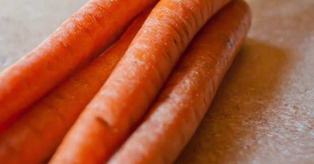comment traiter la racine des cheveux avec des carottes 1
