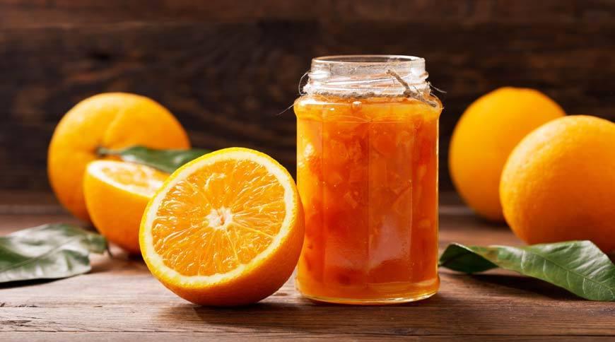 confiture orange